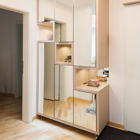 Custom And Bespoke Wardrobe And Shelving Solutions